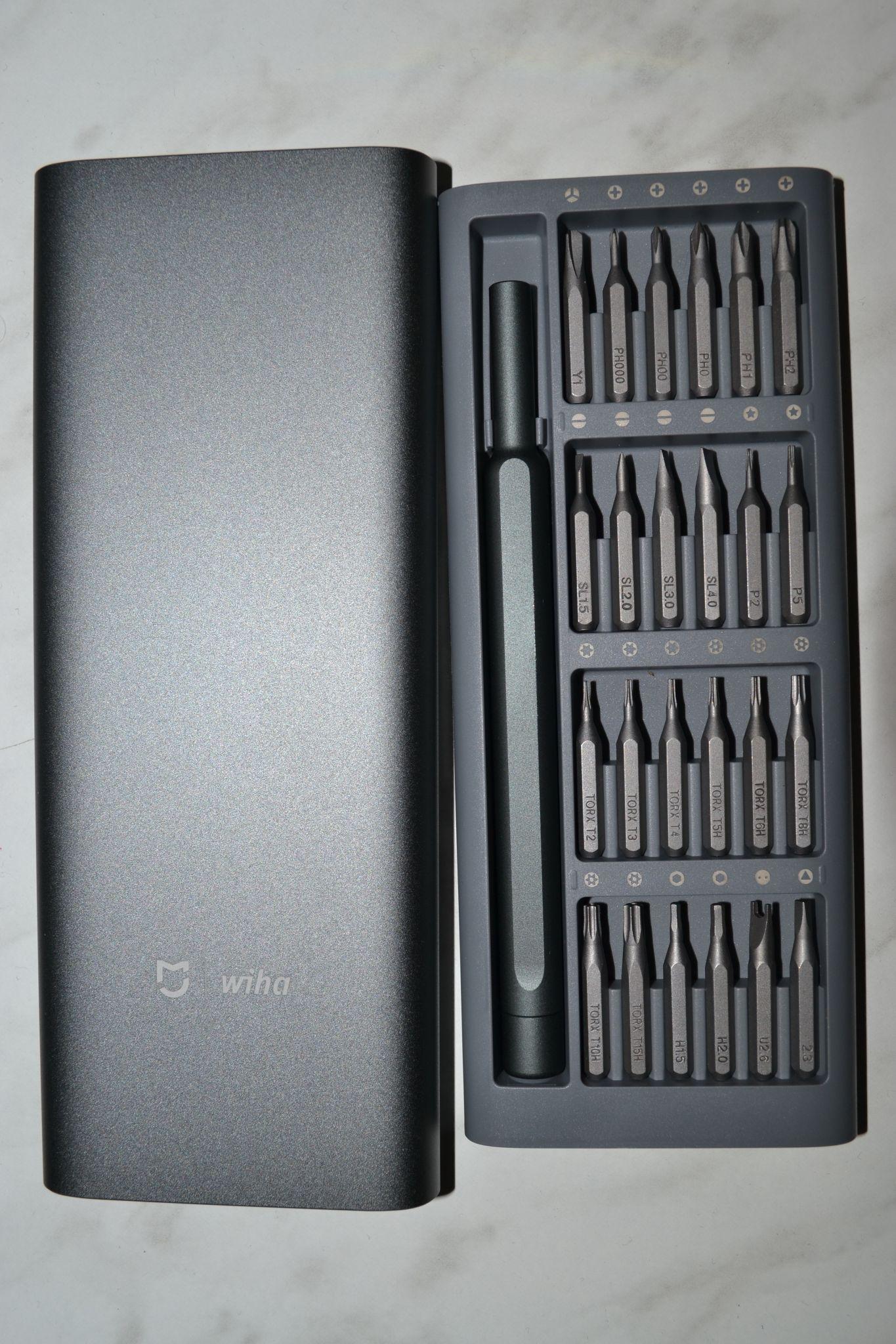Набор инструментов для точных работ Xiaomi Wiha Precision Screwdriver  (DZN4002TY)
