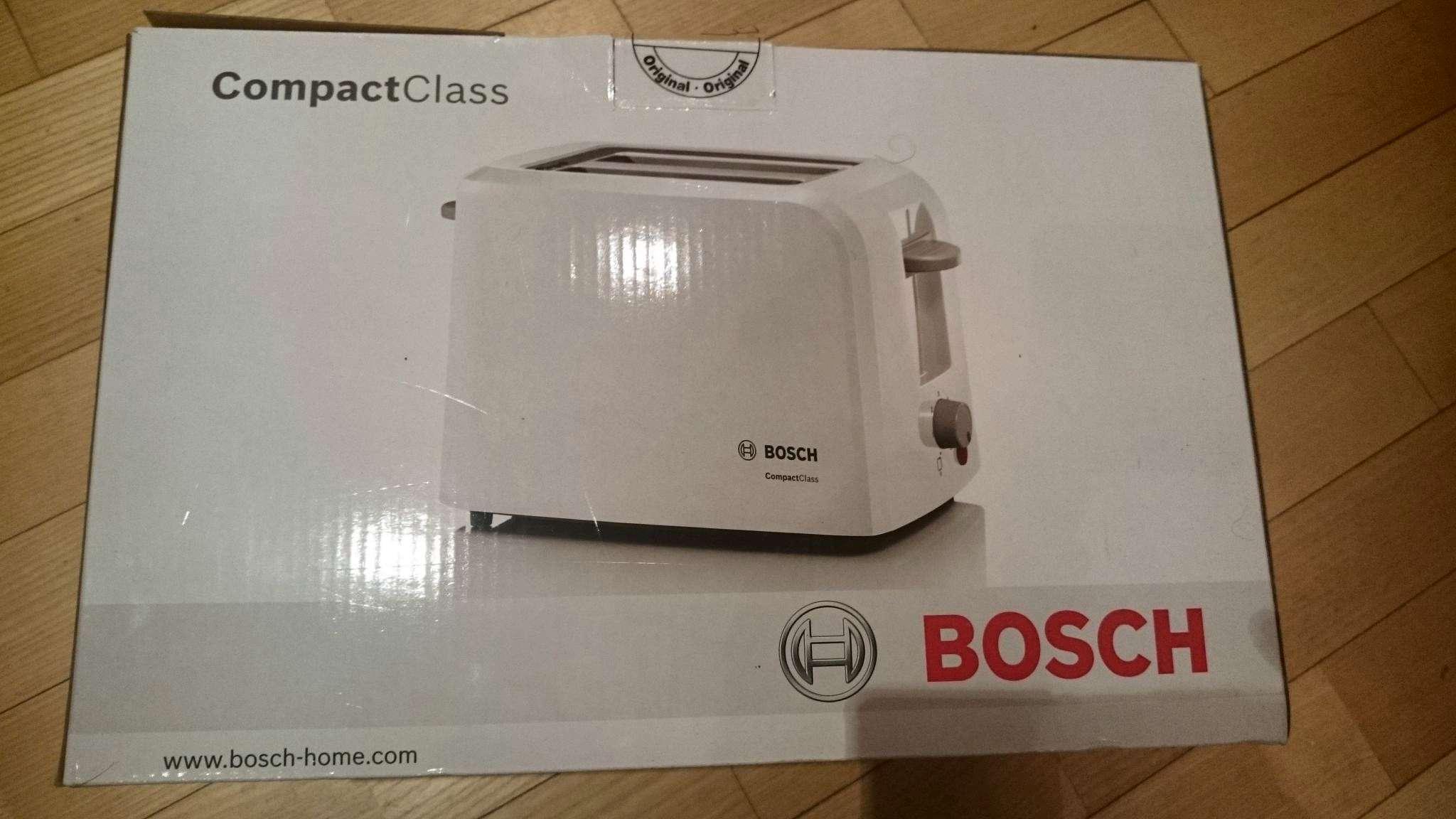 Тостер Bosch TAT 3 A 011