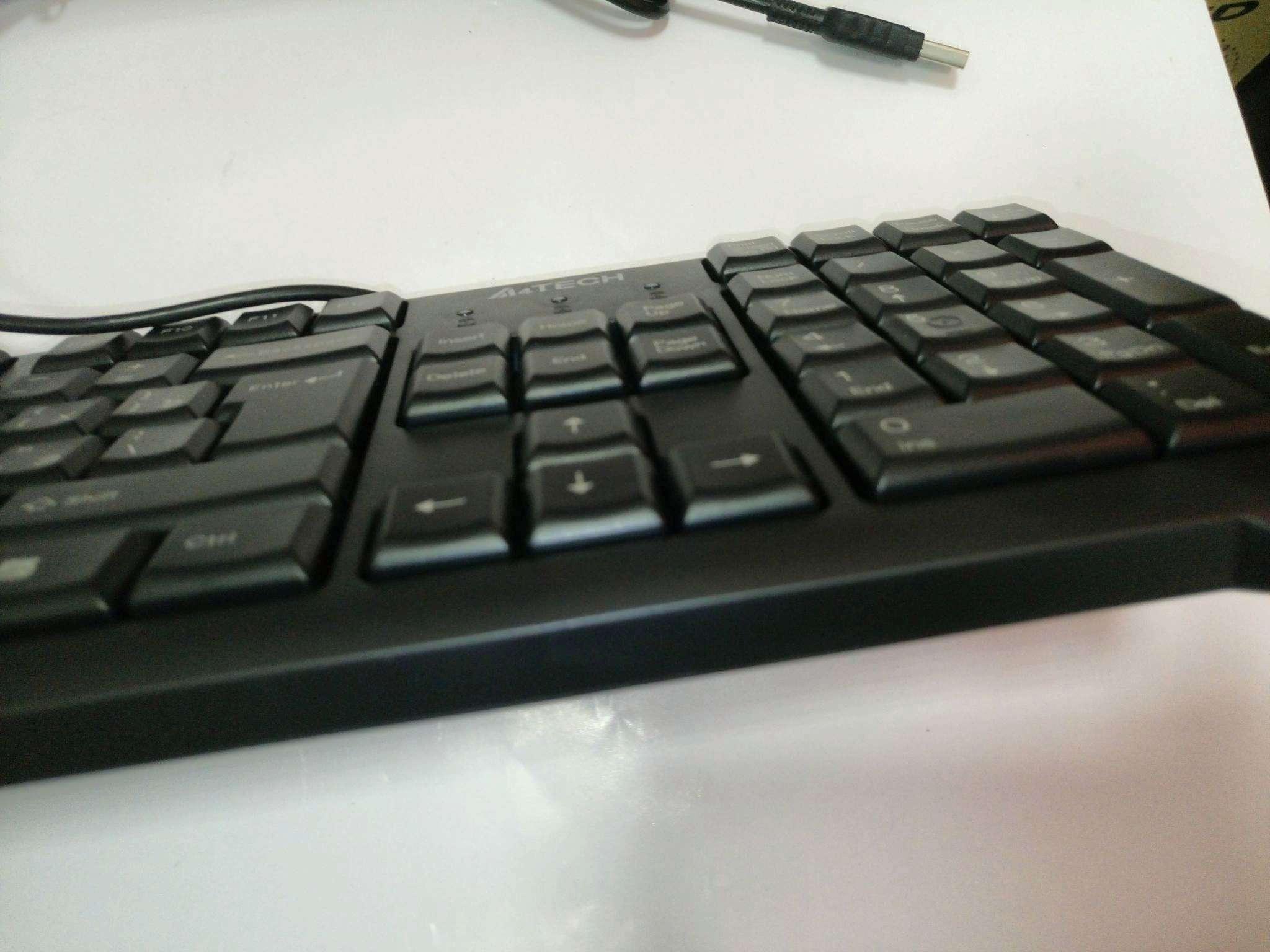 <b>Клавиатура</b> A4TECH KR-750 USB Black — купить в интернет ...