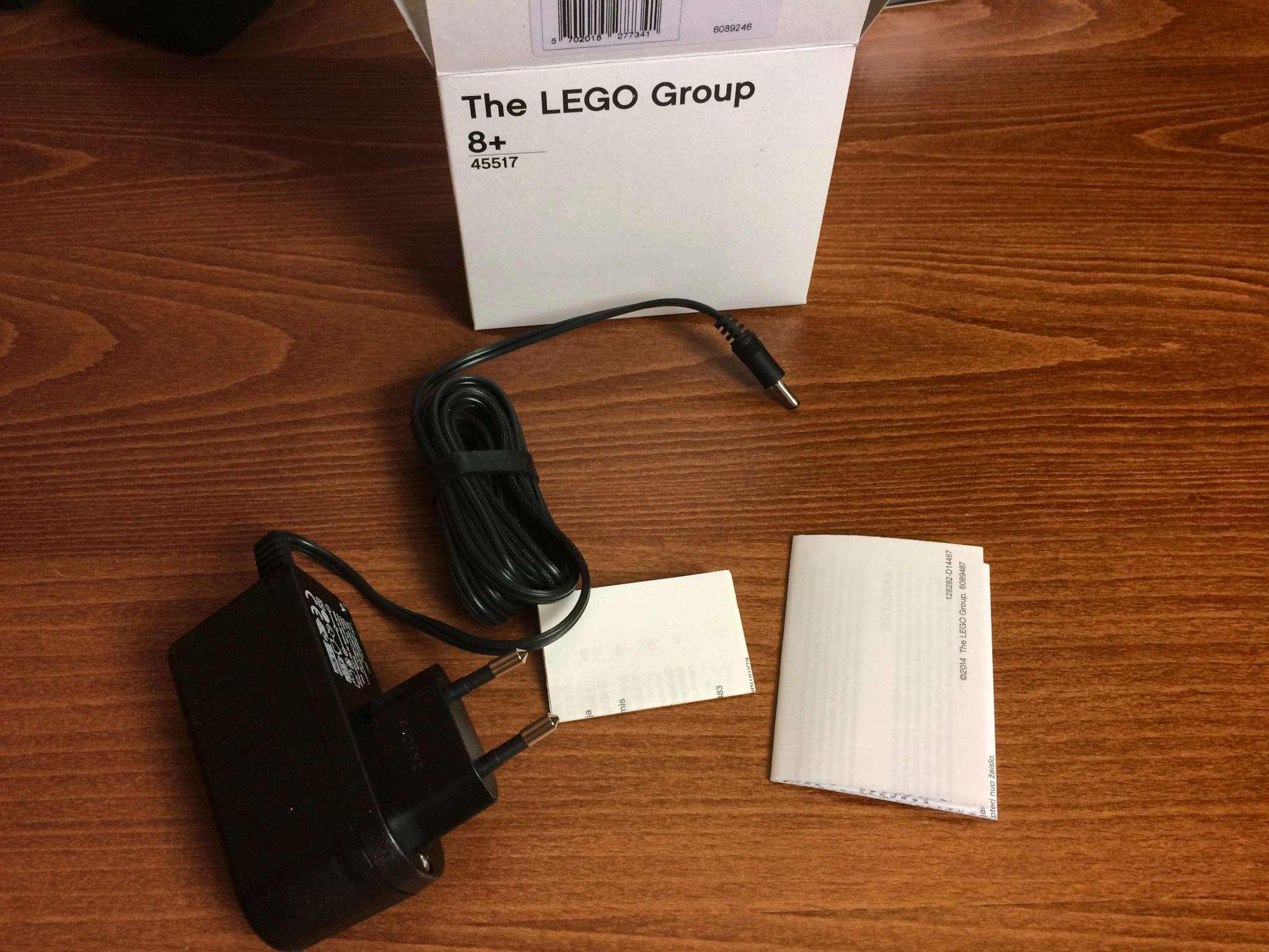Lego mindstorms конструктор ev3