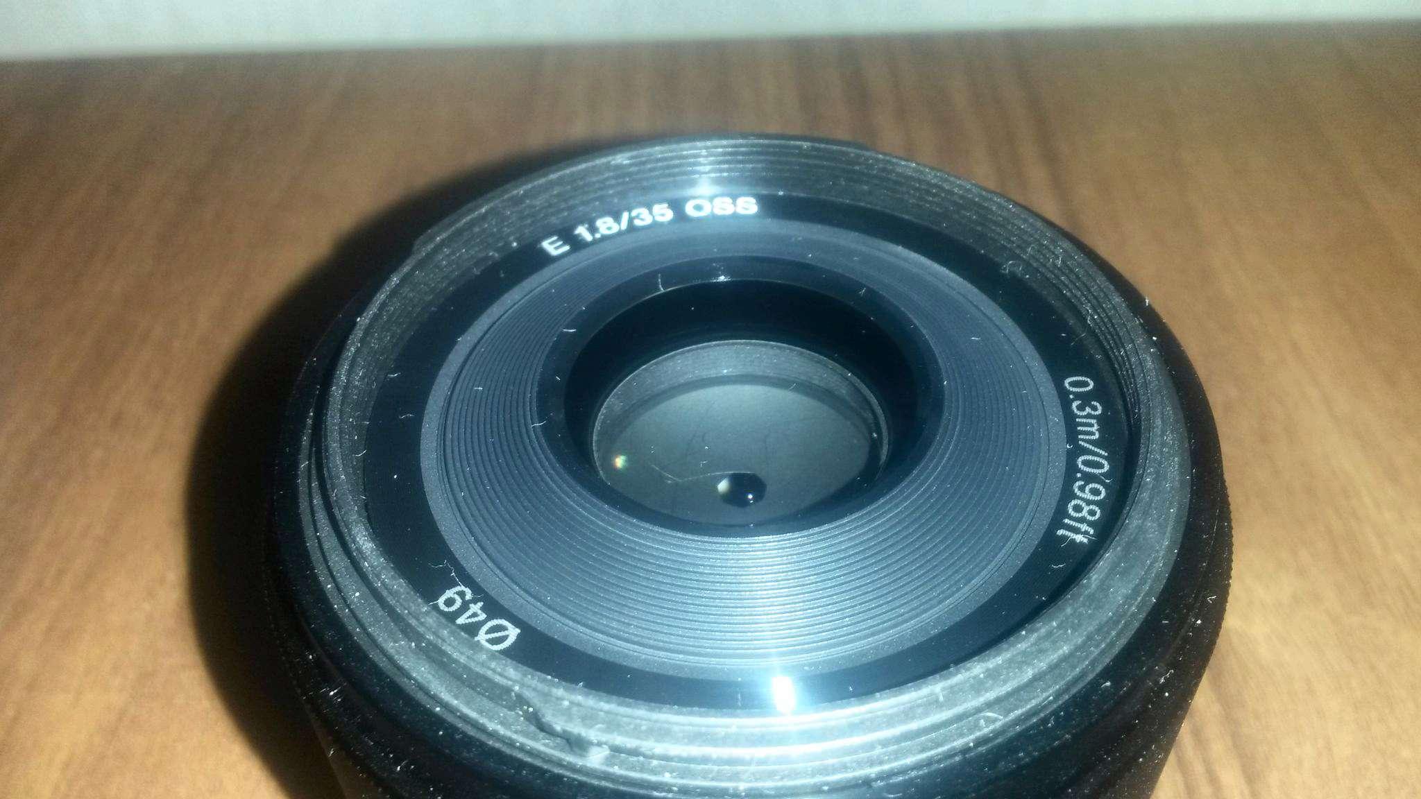 Sony Sony 35mm f/1.8 (SEL35F18)