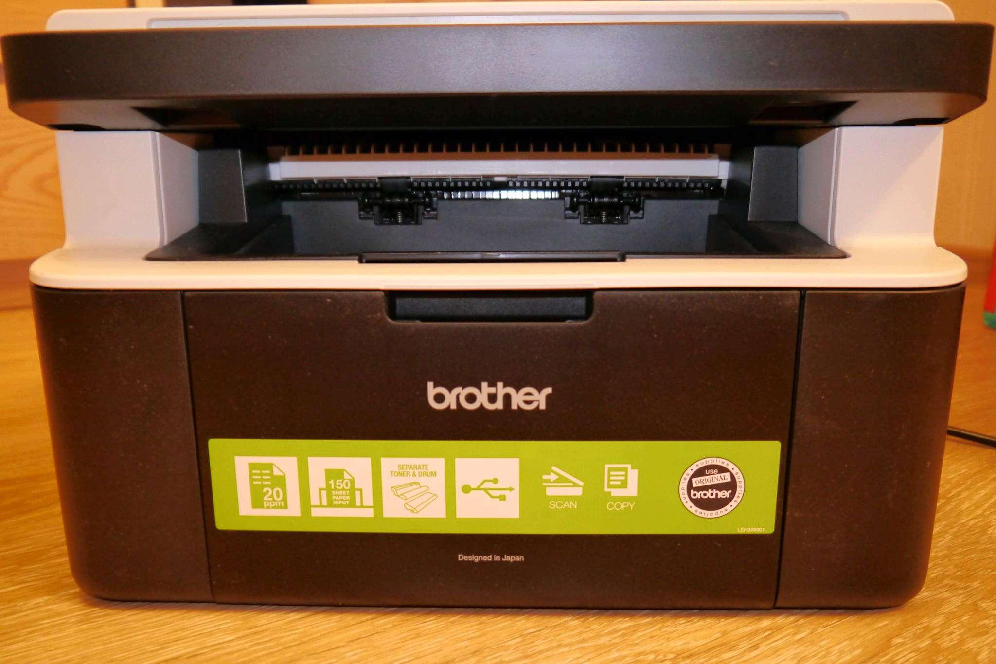 Скачать драйвера для принтера бротхер dcp 1510r