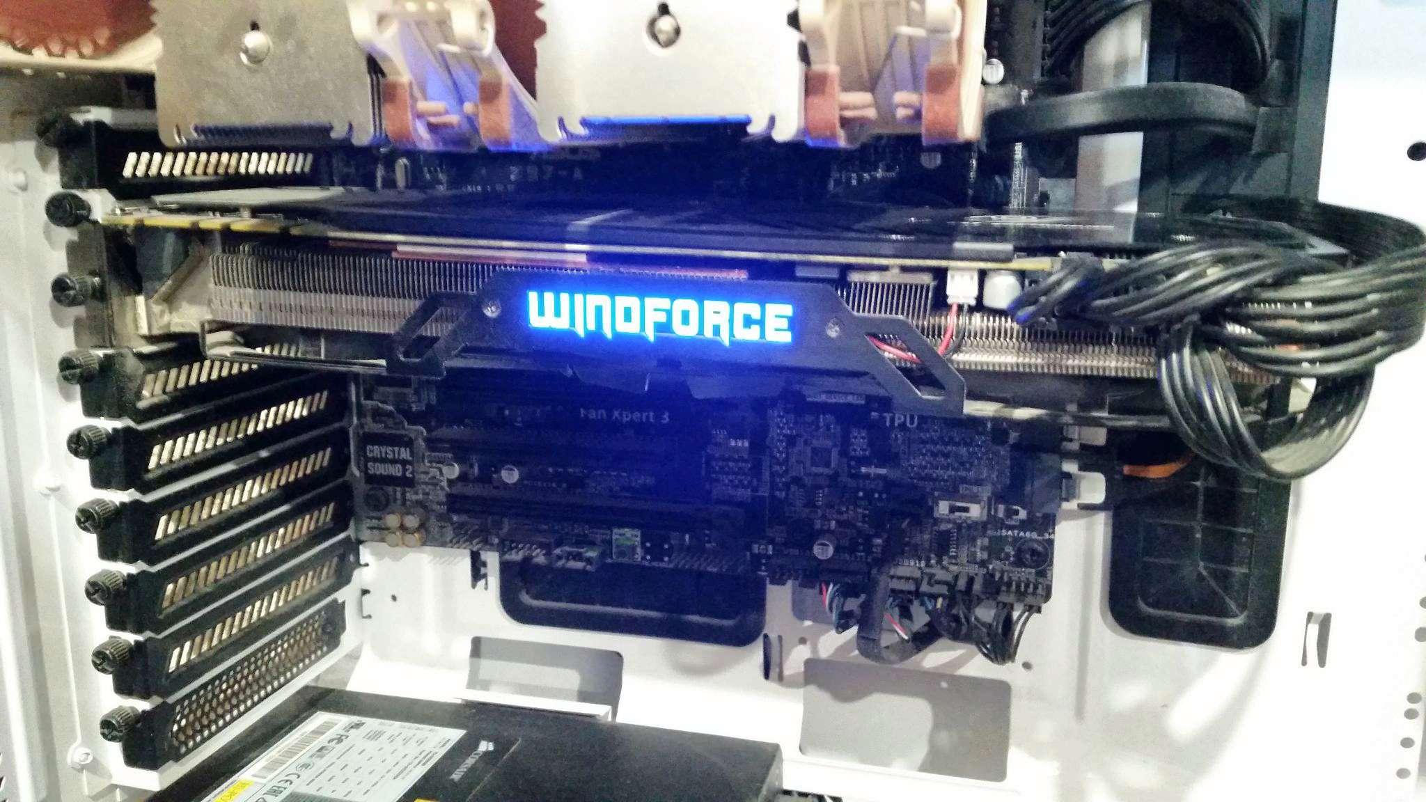 Видеокарта GIGABYTE GeForce GTX 980 1228Mhz PCI-E 3 0 4096Mb 7000Mhz 256  bit 2xDVI HDMI HDCP (G1 Gaming)