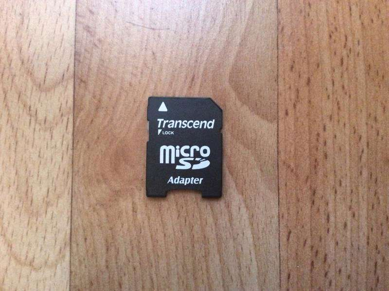 Micro sd card online recovery