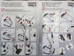 thomas twin tt aquafilter инструкция по применению