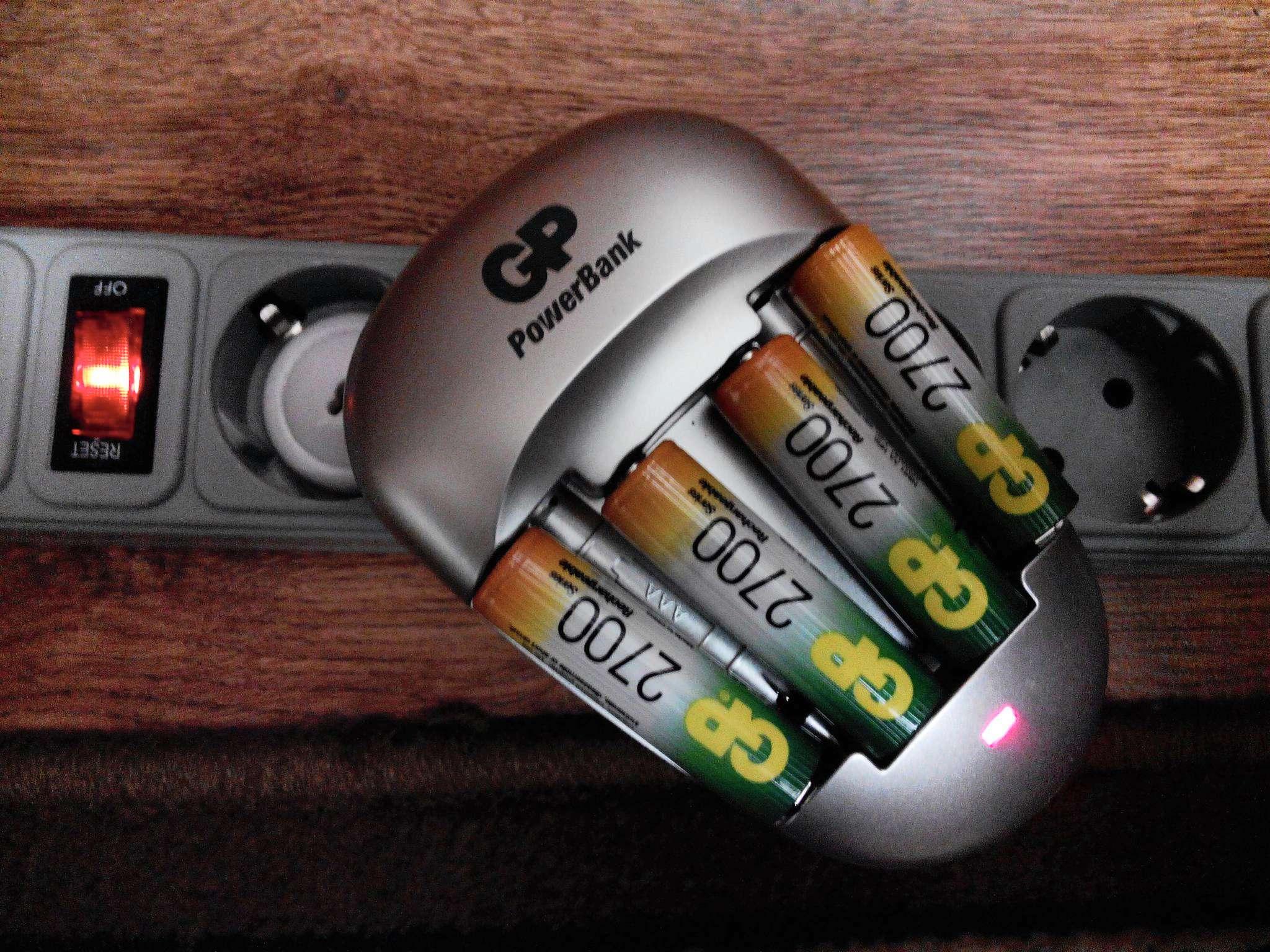аккумуляторы gp 2700 инструкция