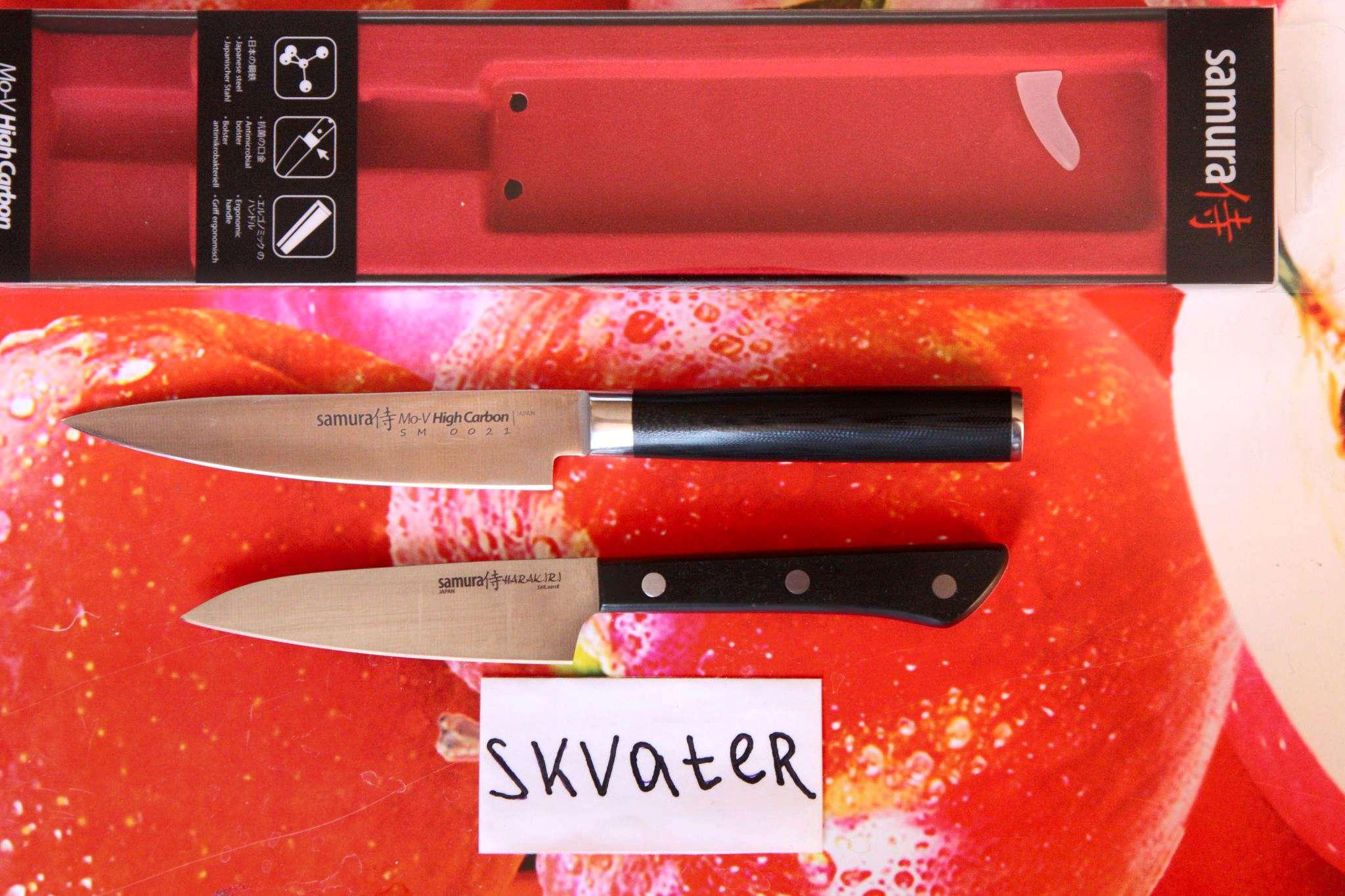 Нож Samura Harakiri SHR-0095W - длина лезвия 175мм