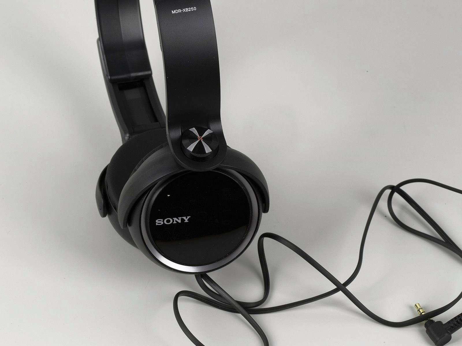 Наушники Sony MDR-XB250B — купить в интернет-магазине ОНЛАЙН ТРЕЙД.РУ 3d948ae3a70d0