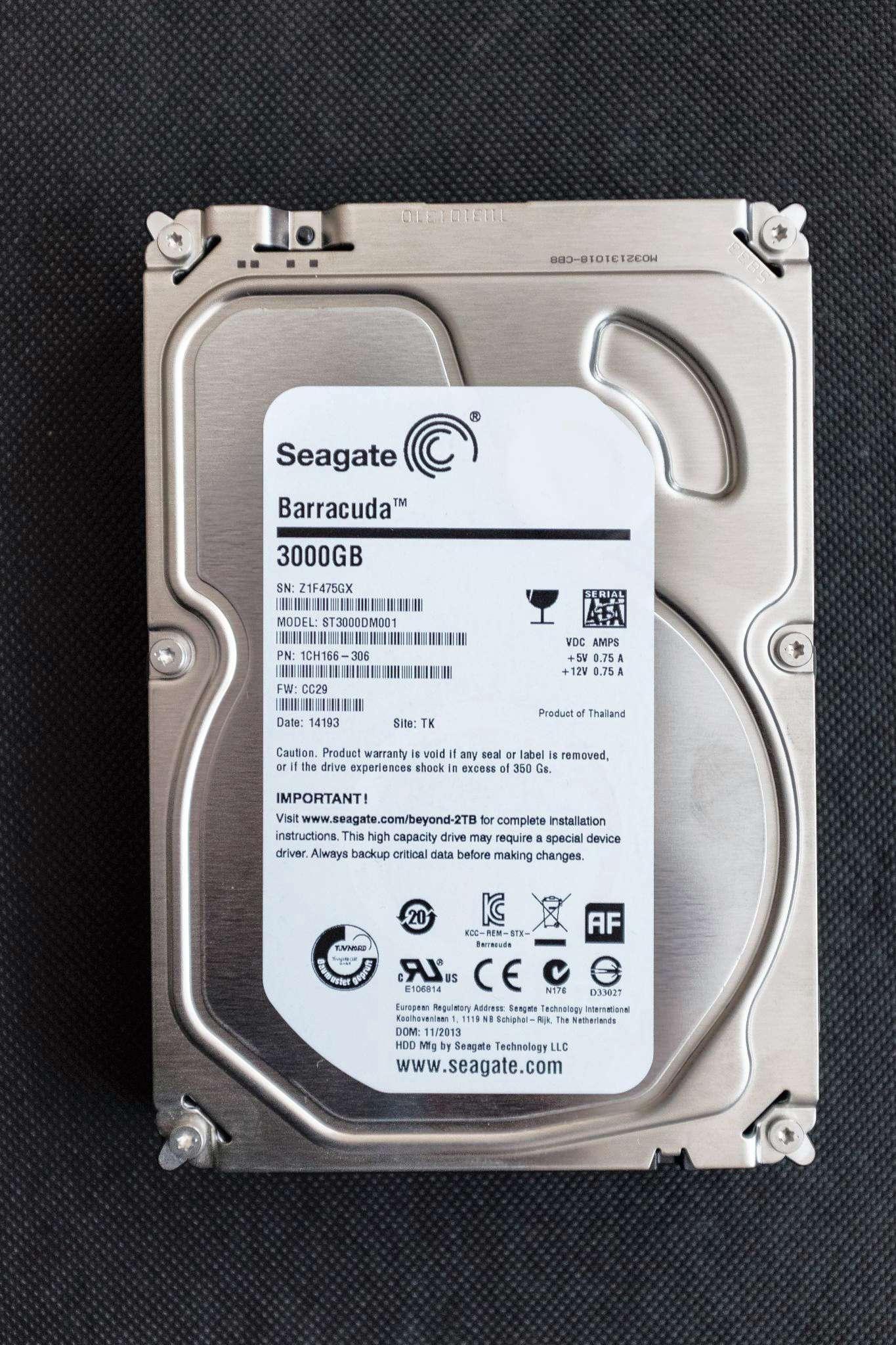 Seagate официальный сайт драйвера скачать