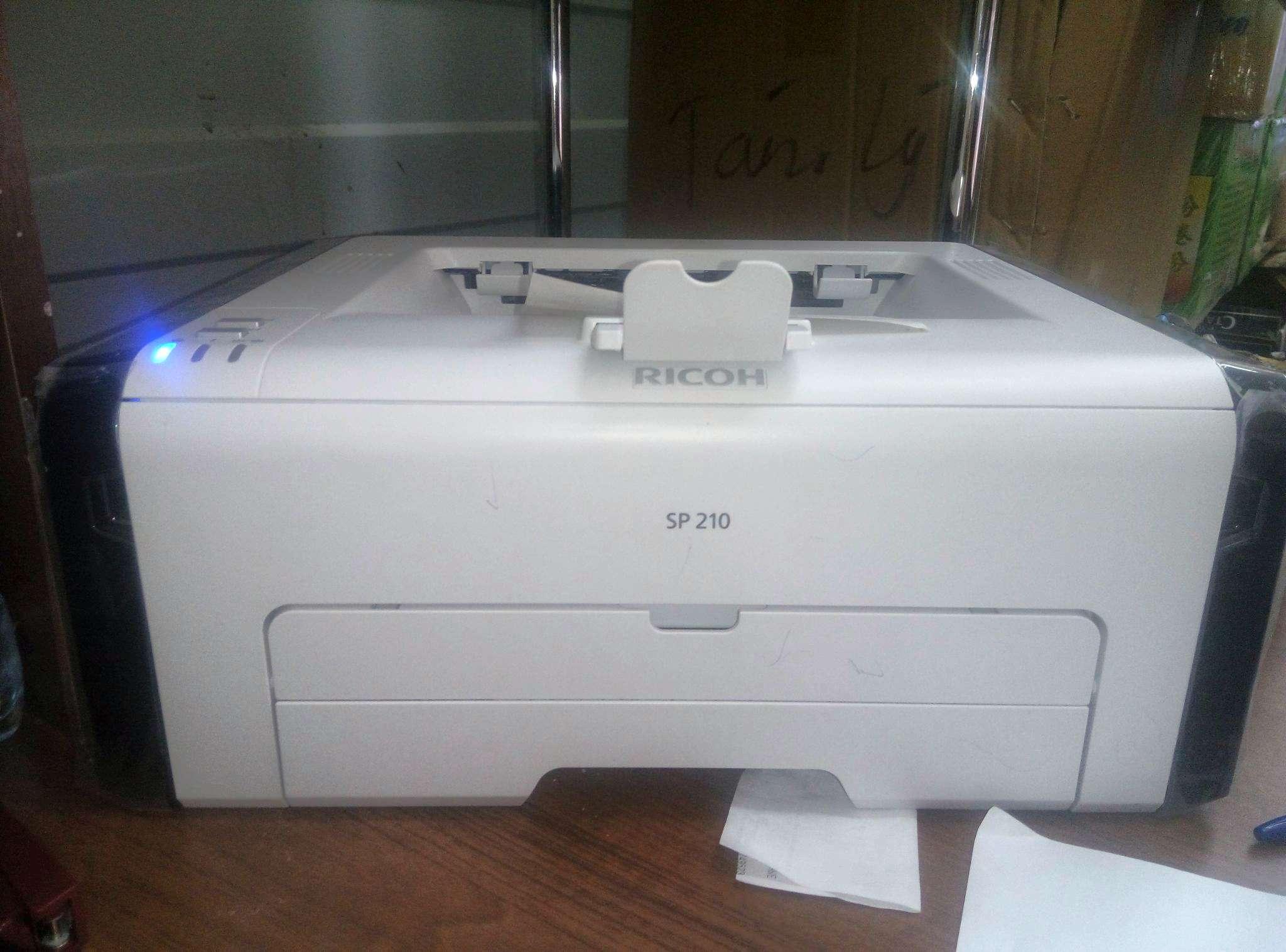 Лазерный принтер Ricoh SP 210