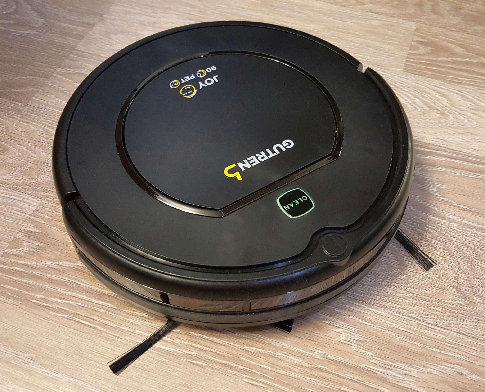 Робот-пылесос Gutrend JOY 90 PET черный