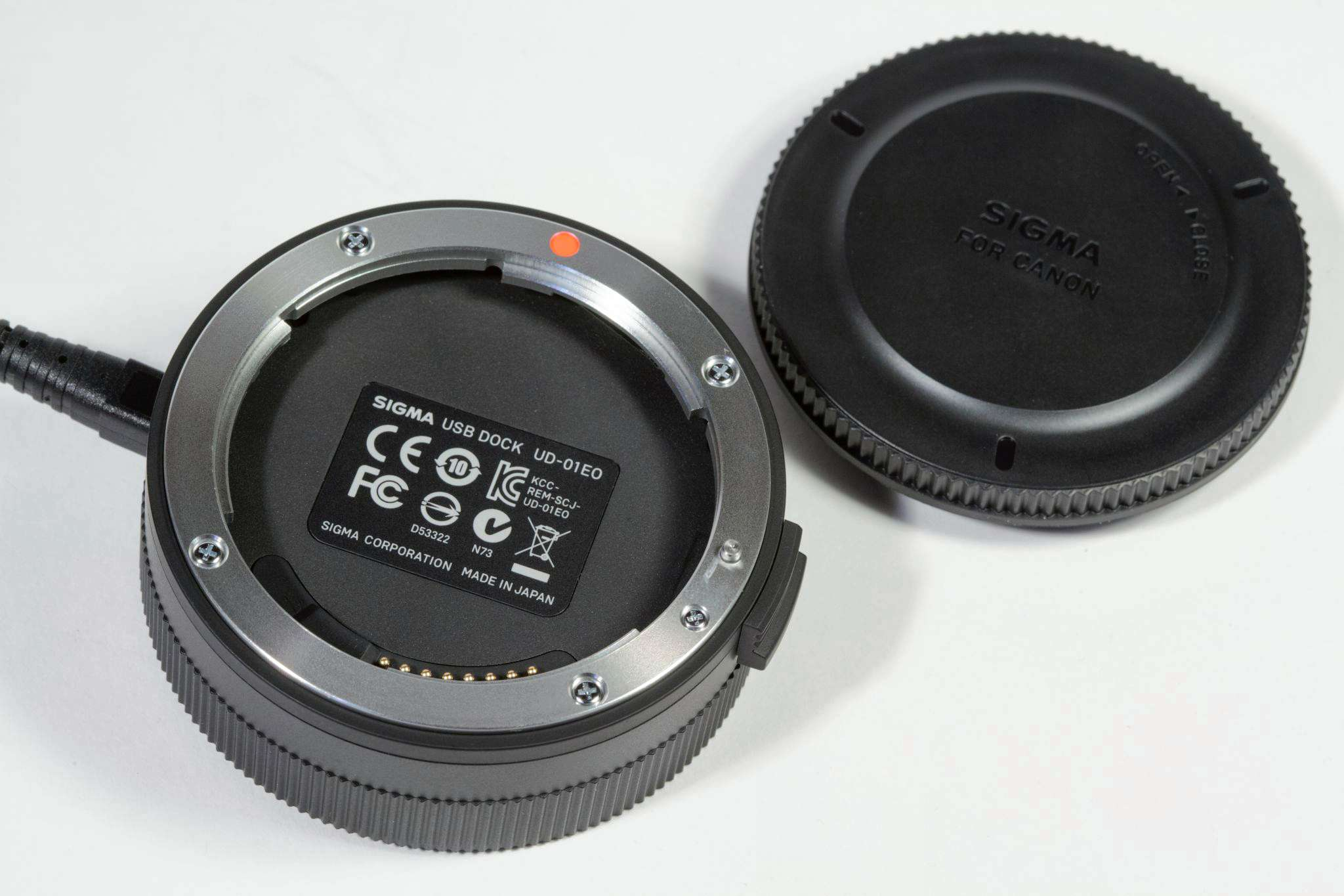 Док-станция Sigma USB Lens Dock for Canon