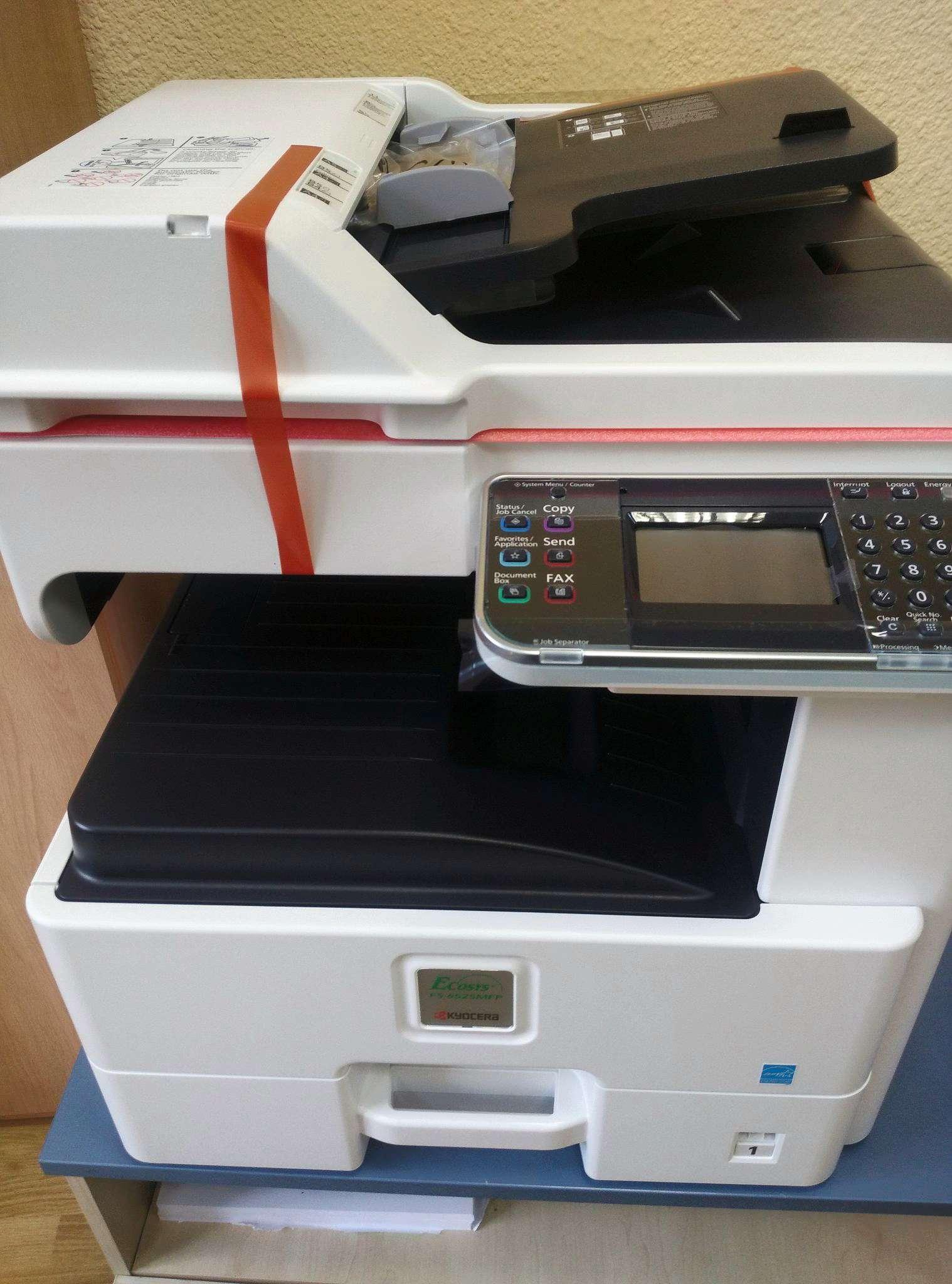 Kyocera ECOSYS FS-6525MFP MFP Fax Drivers (2019)