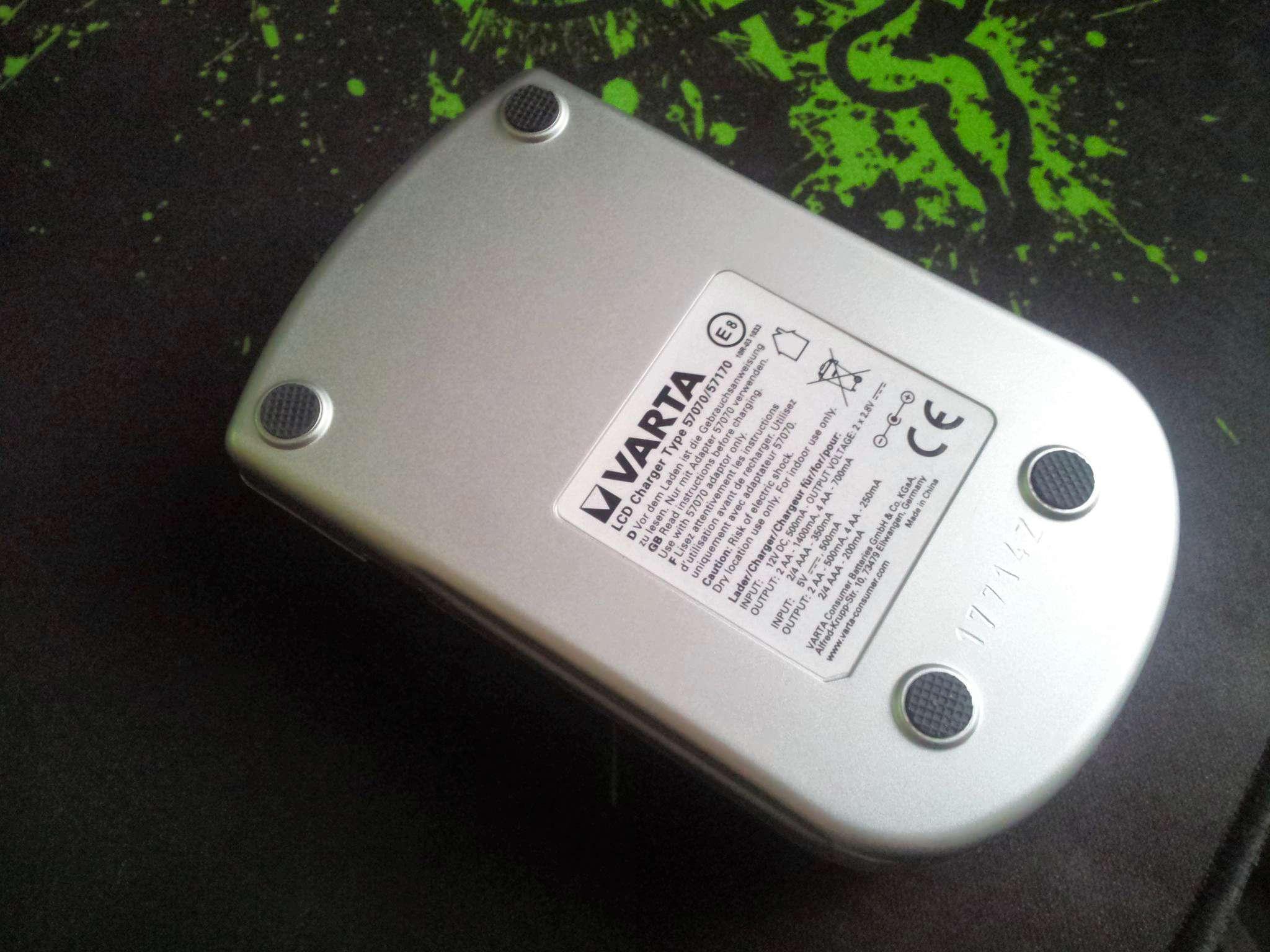 инструкции для зарядного устройства ansmann basic 2 plus