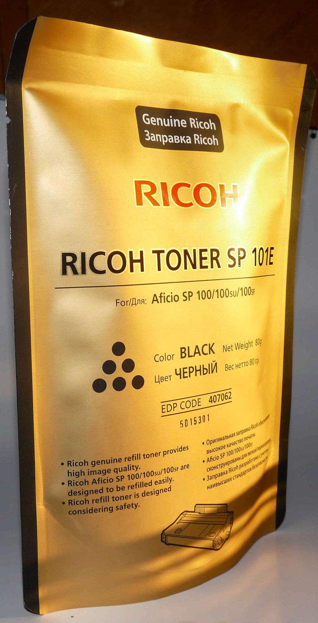 Принт-картридж Ricoh SP 311UHE/UXE Черный