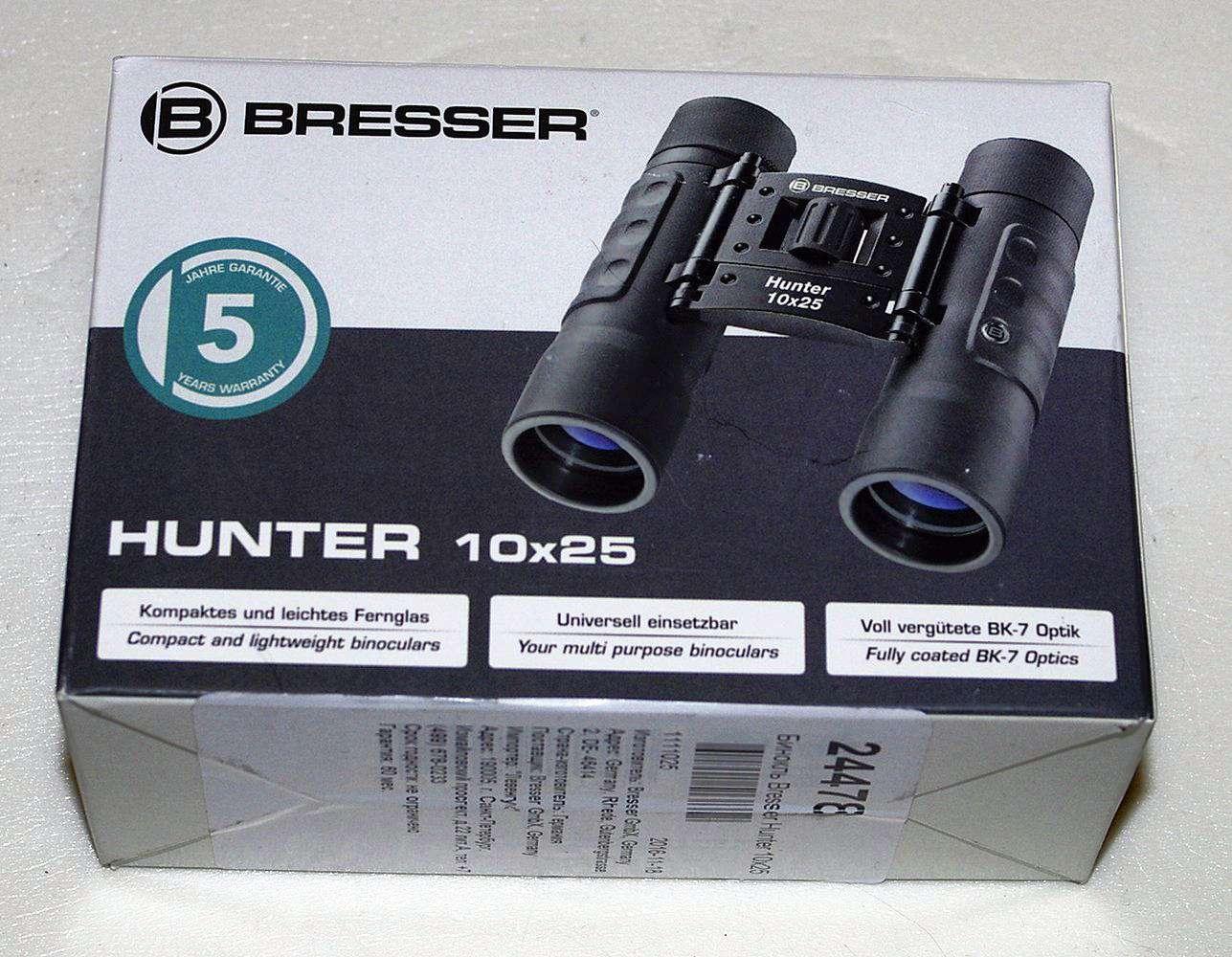 Купить бинокль bresser hunter в интернет магазине