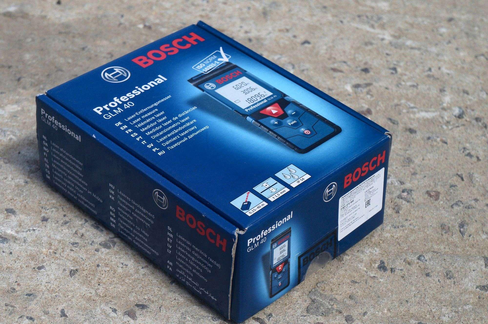 Laser Entfernungsmesser Bosch Glm 40 : Дальномер лазерный bosch glm professional