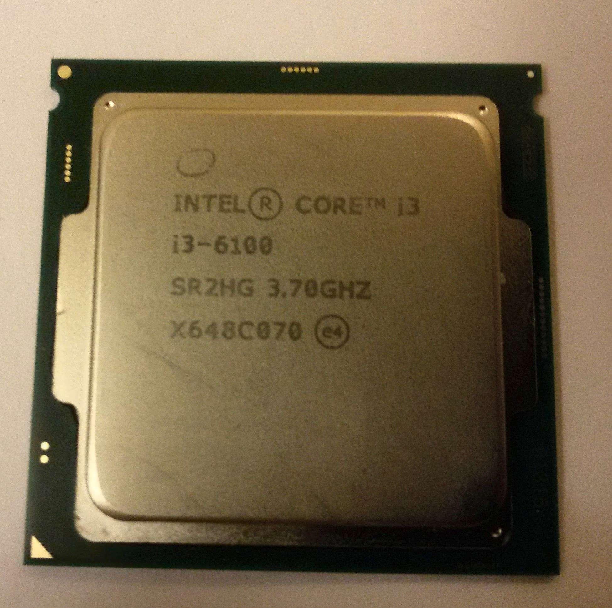 Harga Jual Intel Core I3 6100 Skylake I5 6600 33ghz Cache 6mb Box Socket Lga 1151 Series Lga1151