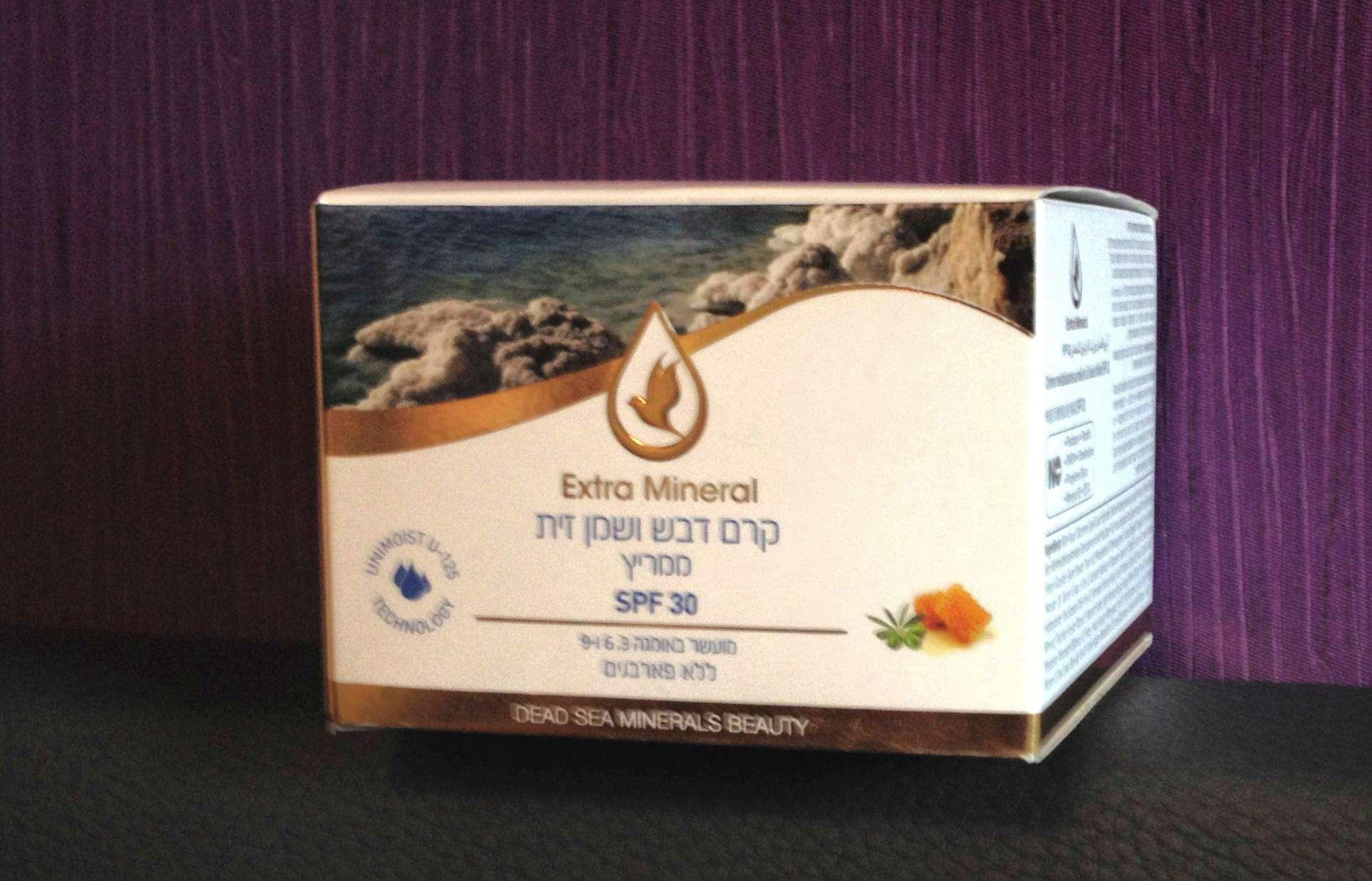 Extra mineral косметика израиль официальный