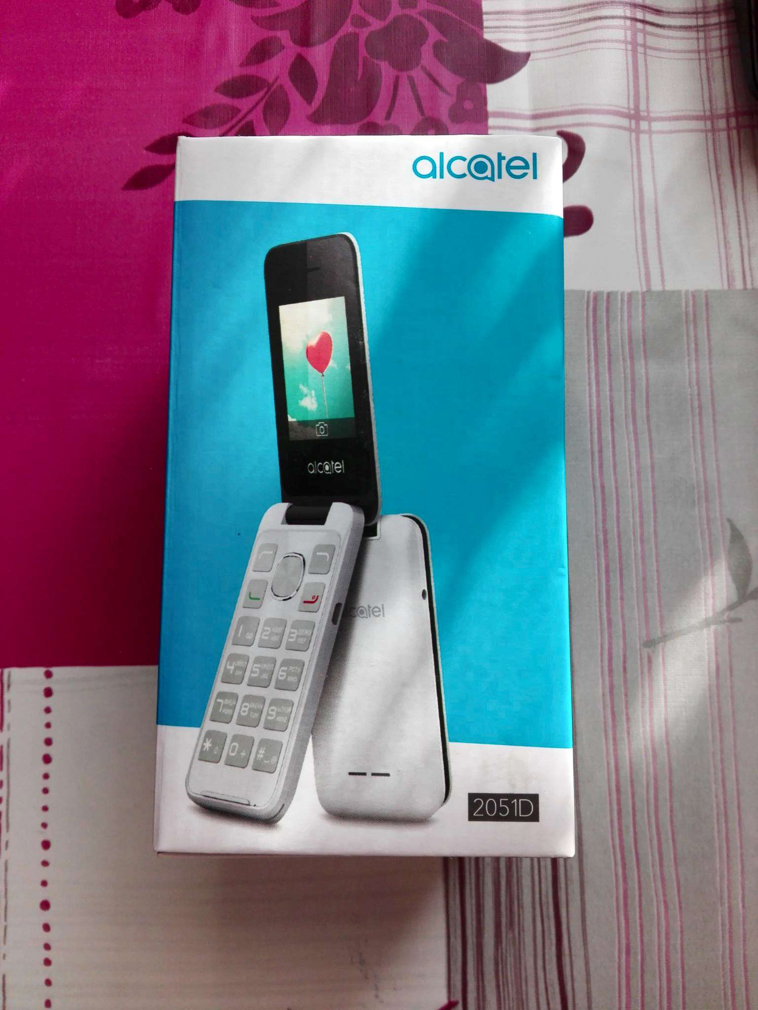 Alcatel One Touch 2051d Metal Silver